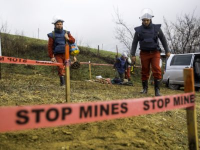 Bosnia And Herzegovina Landmines