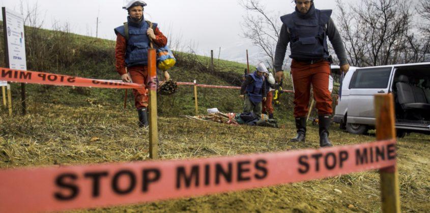 Bosnia And Herzegovina Landmines