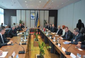 Bosnia and Herzegovina- Turkey Agriculture Business Forum
