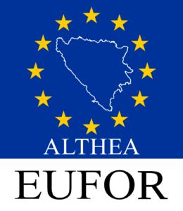 EUFOR Althea logo