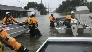 A Euro-Atlantic Disaster Response Coordination Centre (EADRCC) operation during Hurricane Harvey