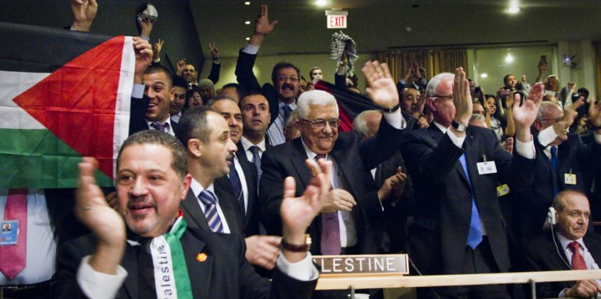 43rd plenary meeting of the General Assembly 67th session: Question of Palestine