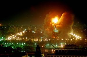 NATO bombing of Yugoslavia