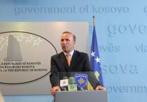 Deputy Minster Ibrahim Gashi Bosnia and Herzgovina visit