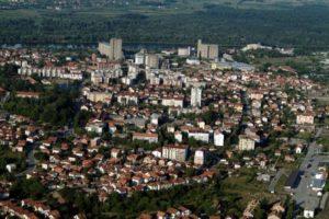 The self-governing Brcko district of Republika Sprska
